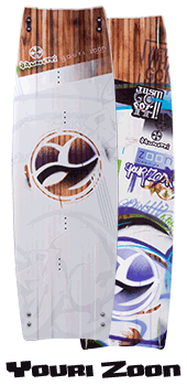 Brunotti Youri Zoon Kiteboard 2012